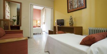 Hotel Los Girasoles II - Apt. 1 Dormitorio